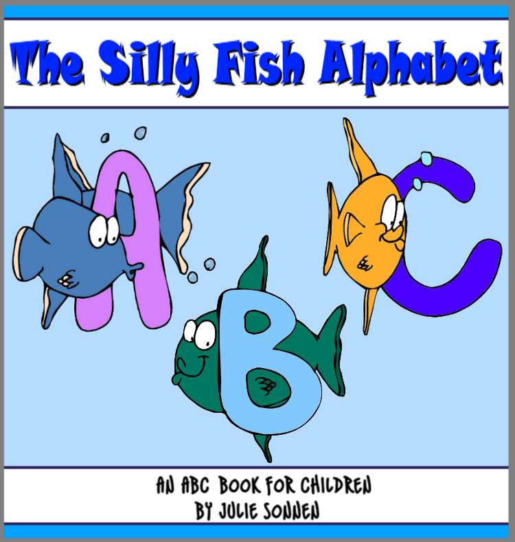The Silly Fish Alphabet