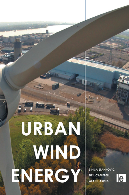 Urban Wind Energy