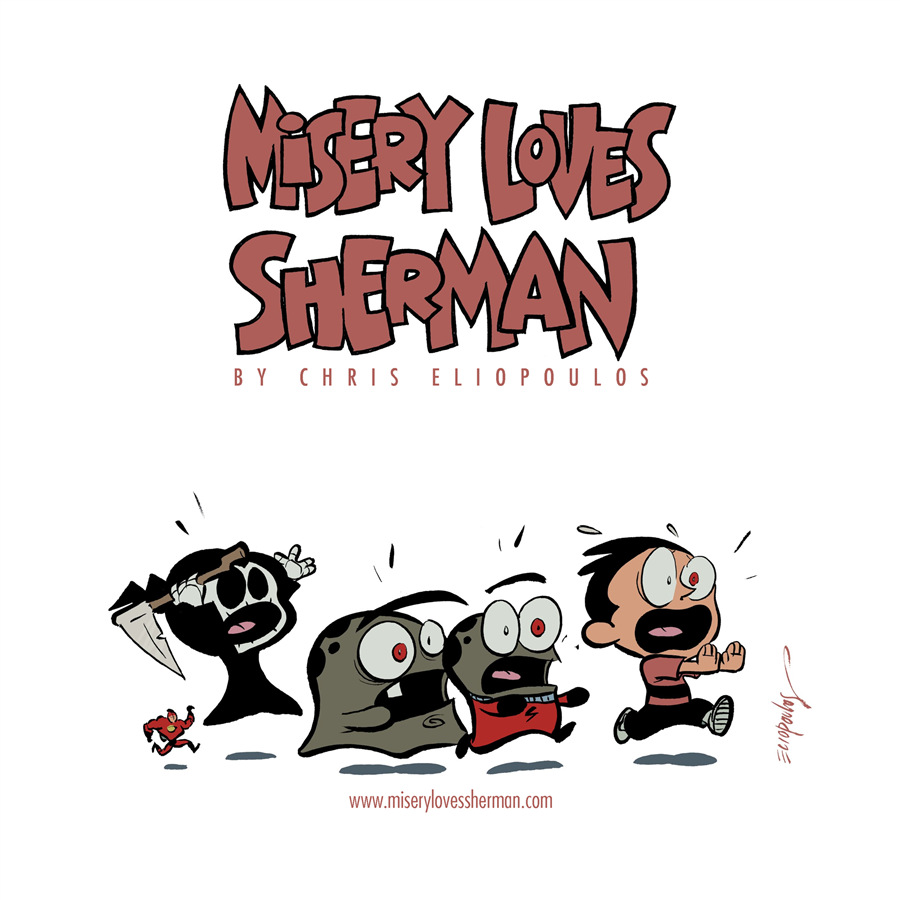 Misery Loves Sherman By: Chris Eliopoulos
