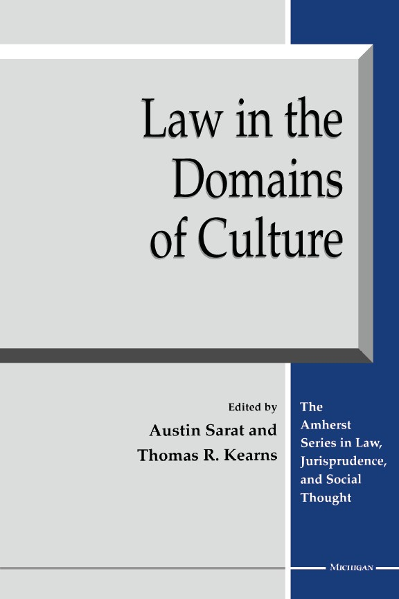 Law in the Domains of Culture By:
