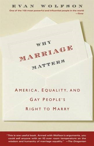 Why Marriage Matters