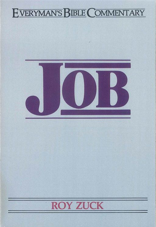 Job- Everyman's Bible Commentary