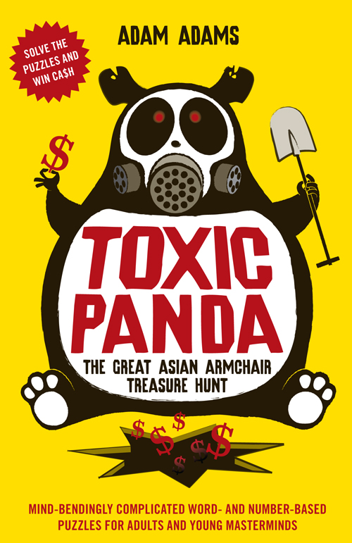 Toxic Panda: The Great Asian Armchair Treasure Hunt