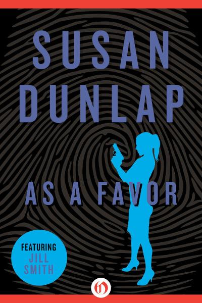 As a Favor By: Susan Dunlap