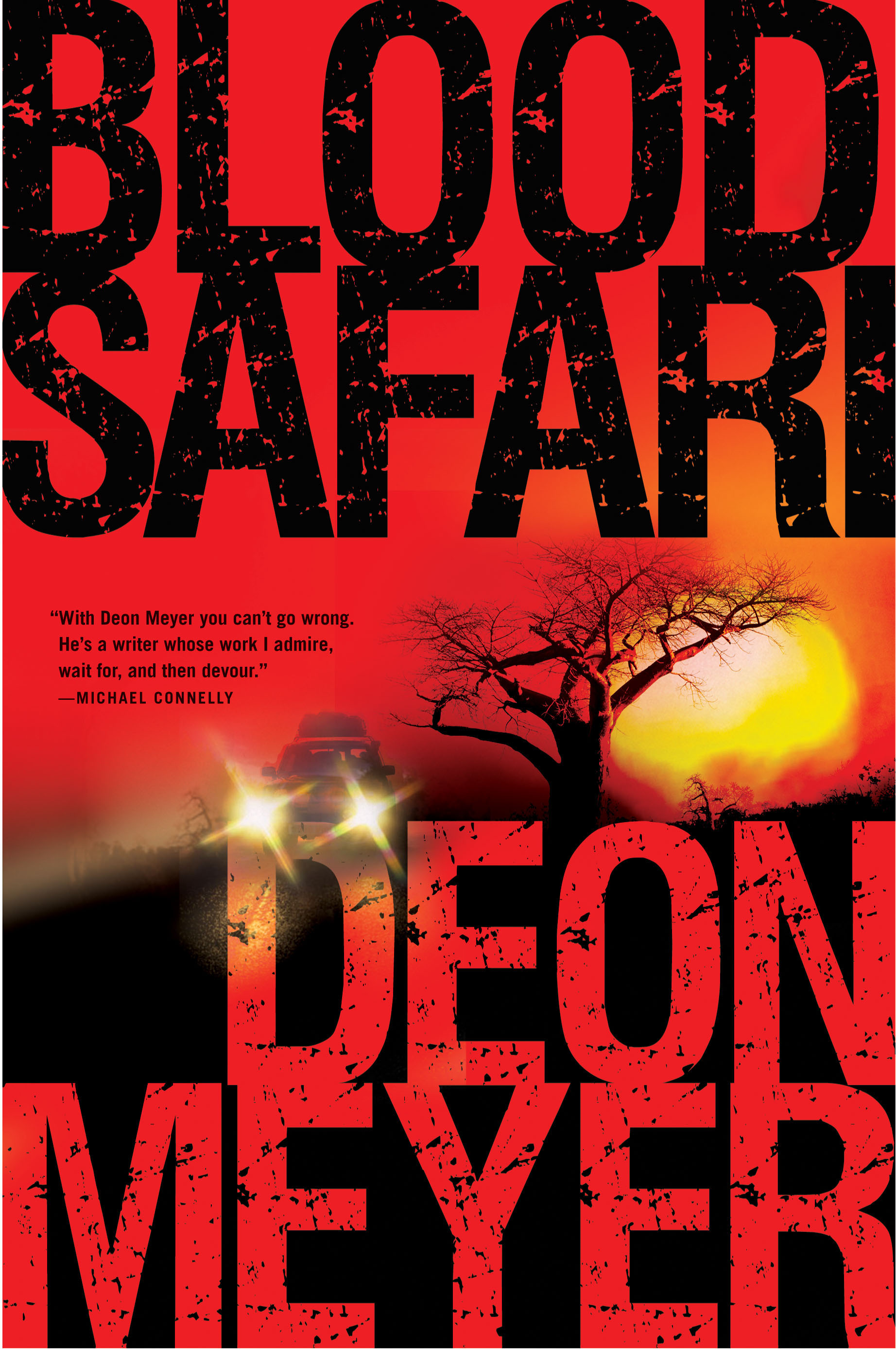 Blood Safari By: Deon Meyer,K.L. Seegers