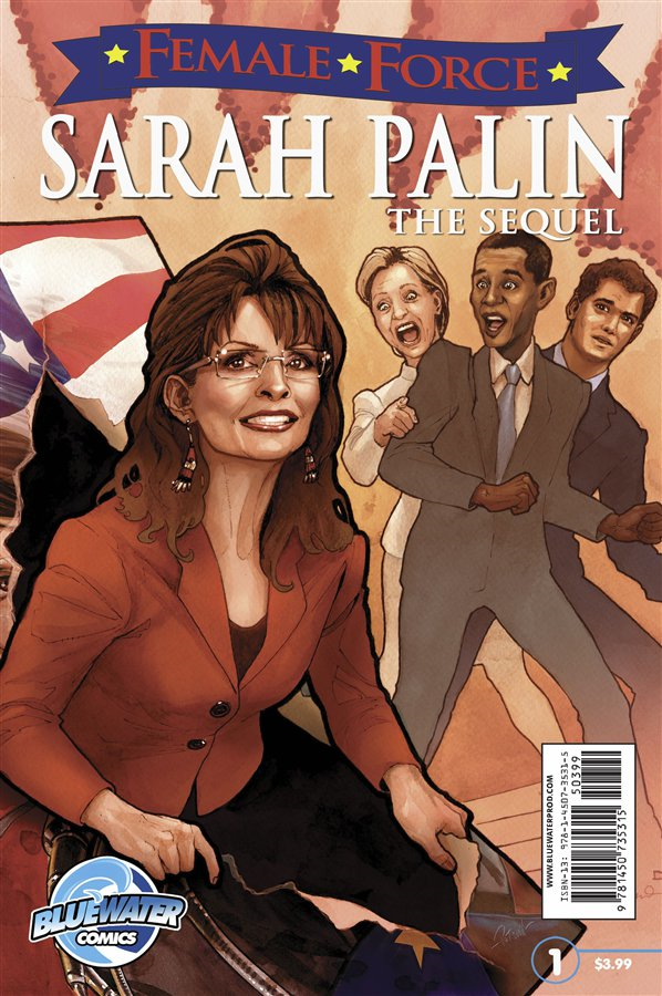 Female Force: Sarah Palin 2
