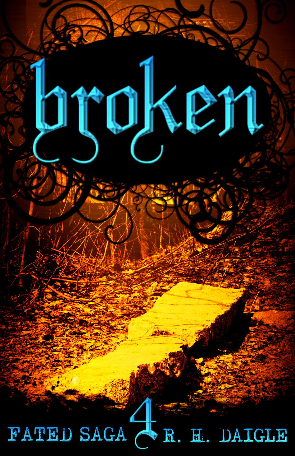 Broken (Book Four)
