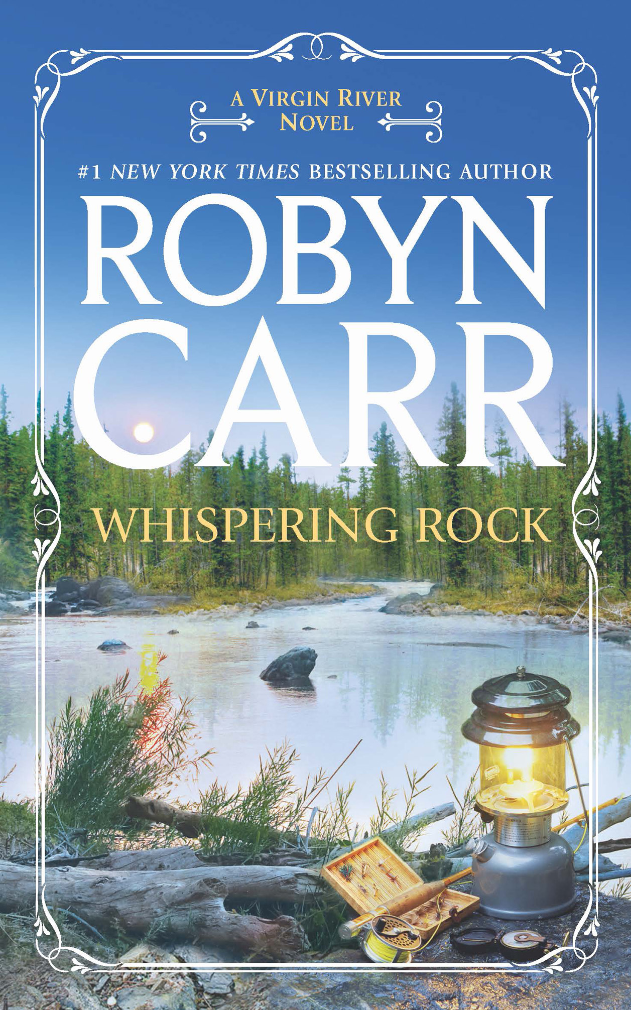 Whispering Rock By: Robyn Carr