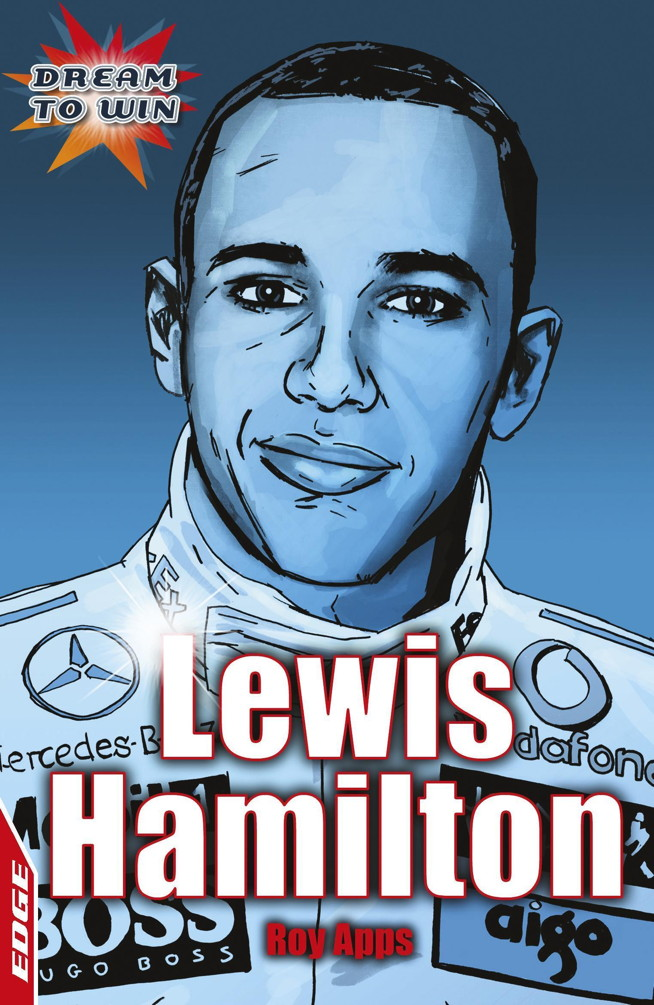 Lewis Hamilton EDGE - Dream to Win