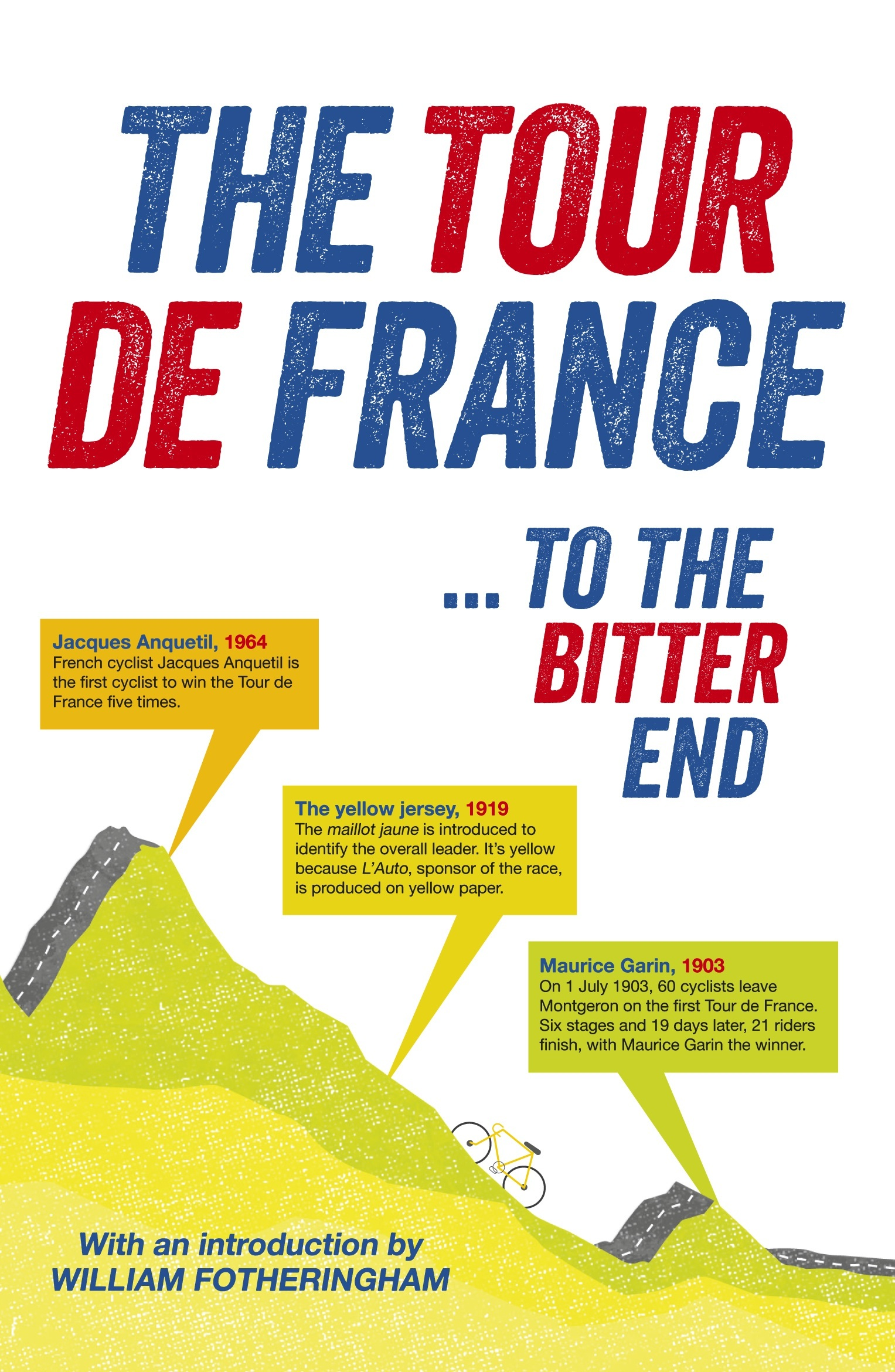 The Tour de France ...to the bitter end