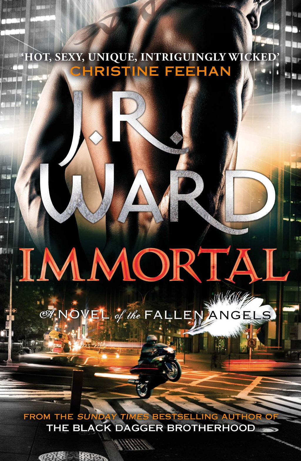 Immortal Number 6 in series