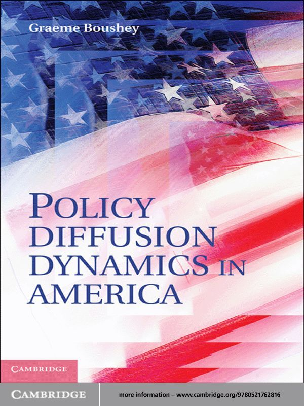 Policy Diffusion Dynamics in America