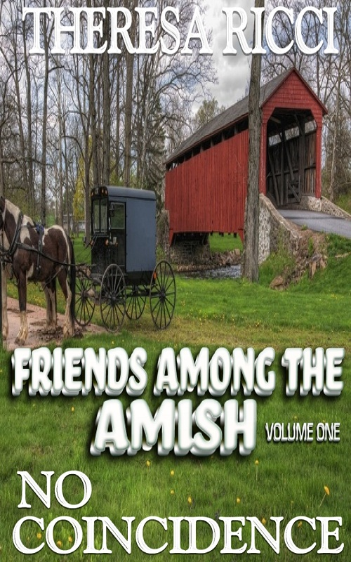 Friends Among The Amish-Volume 1- No Coincidence By: Theresa Ricci