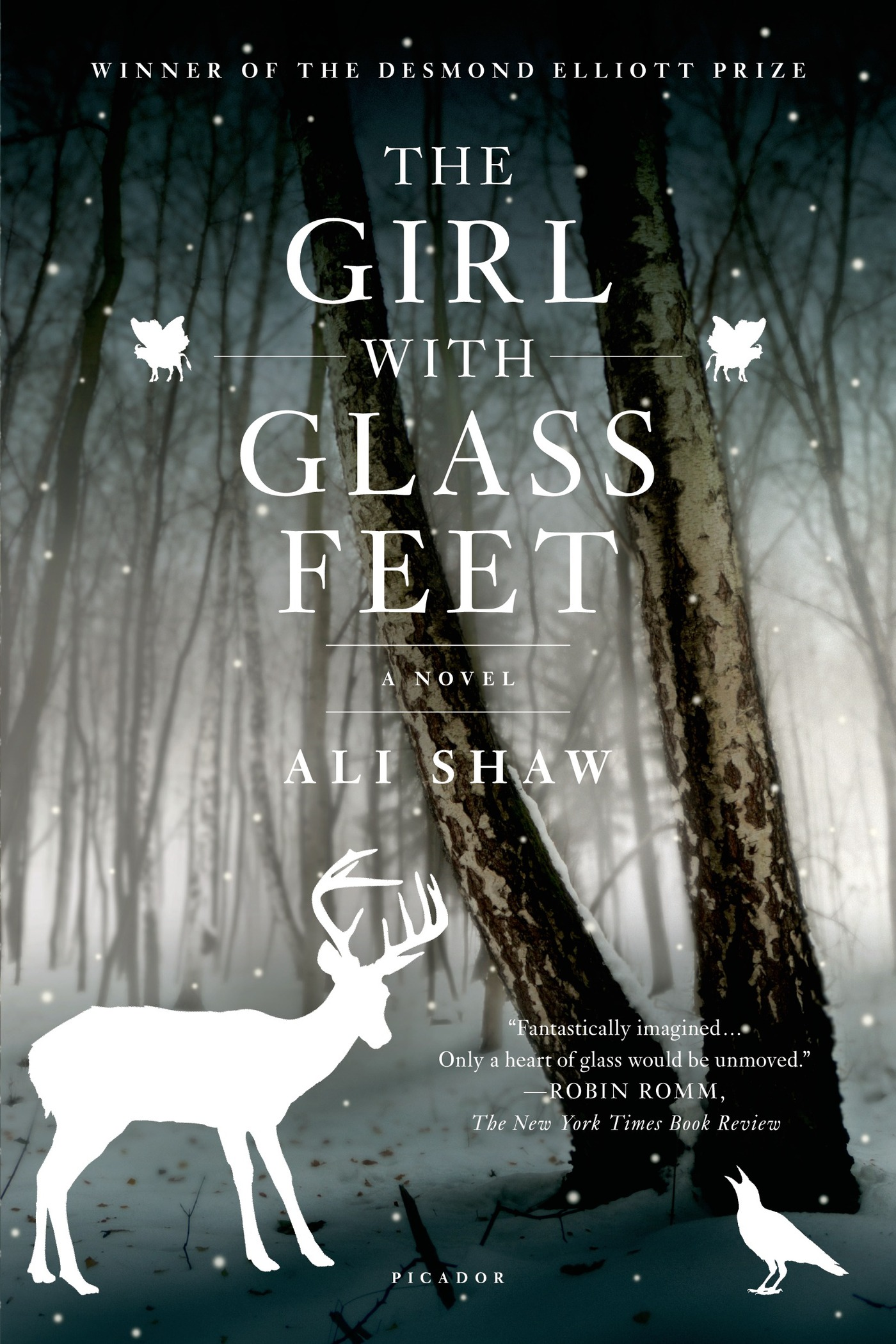 The Girl with Glass Feet By: Ali Shaw