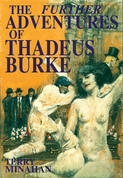 The Further Adventures of Thadeus Burke  Vol 2