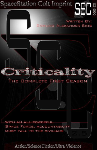 Criticality - The Complete First Season