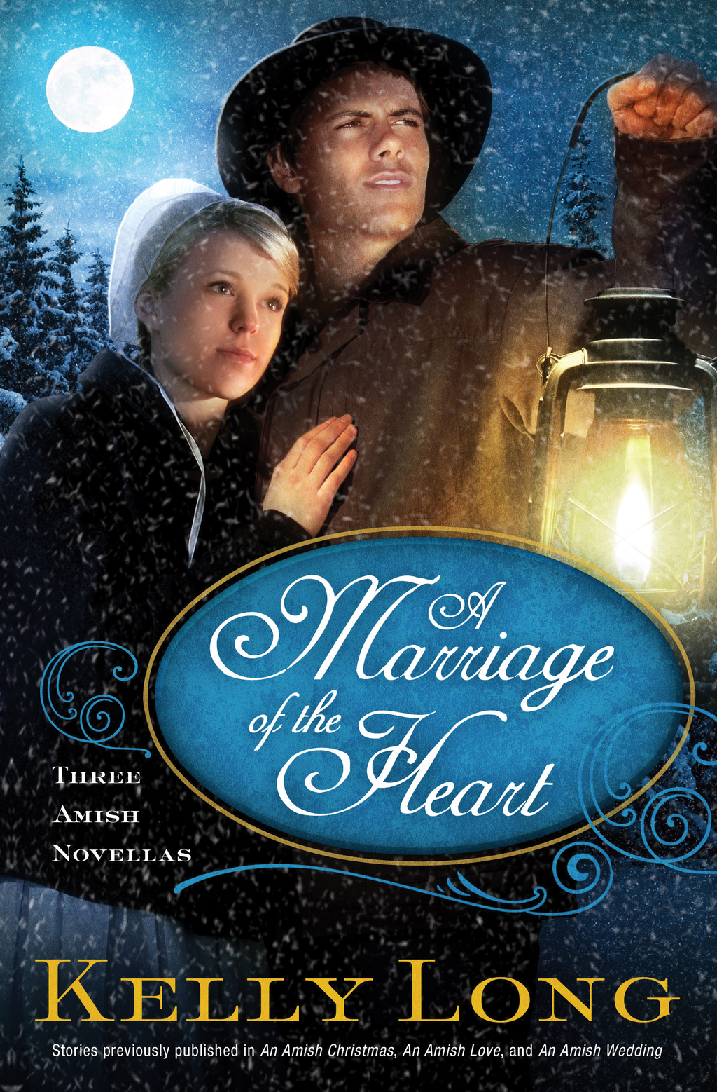 A Marriage of the Heart By: Kelly Long