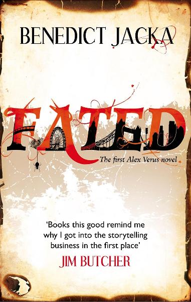 Fated An Alex Verus Novel