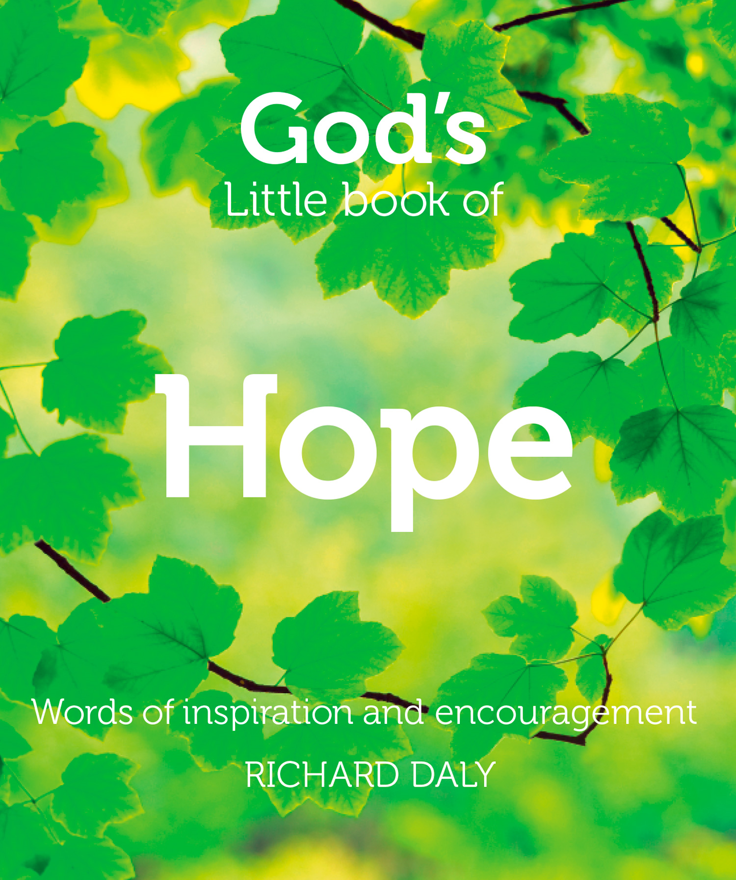 God?s Little Book of Hope