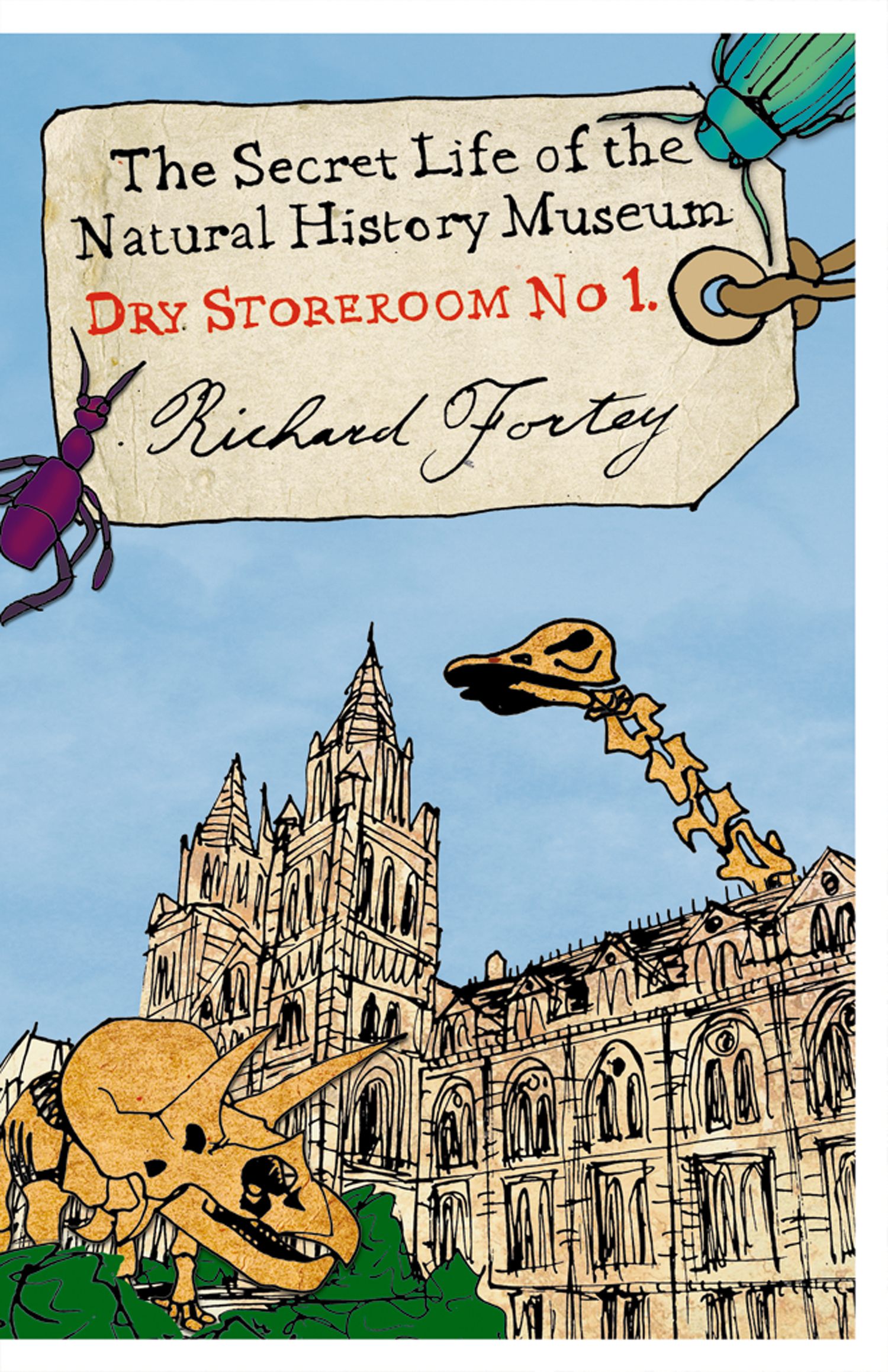Dry Store Room No. 1: The Secret Life of the Natural History Museum