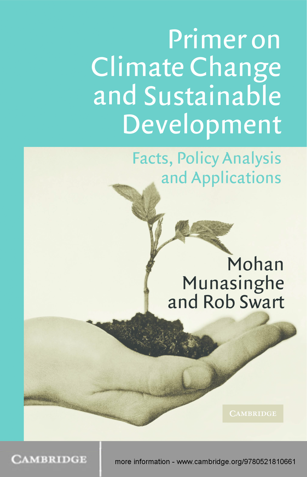 Primer on Climate Change and Sustainable Development Facts,  Policy Analysis,  and Applications