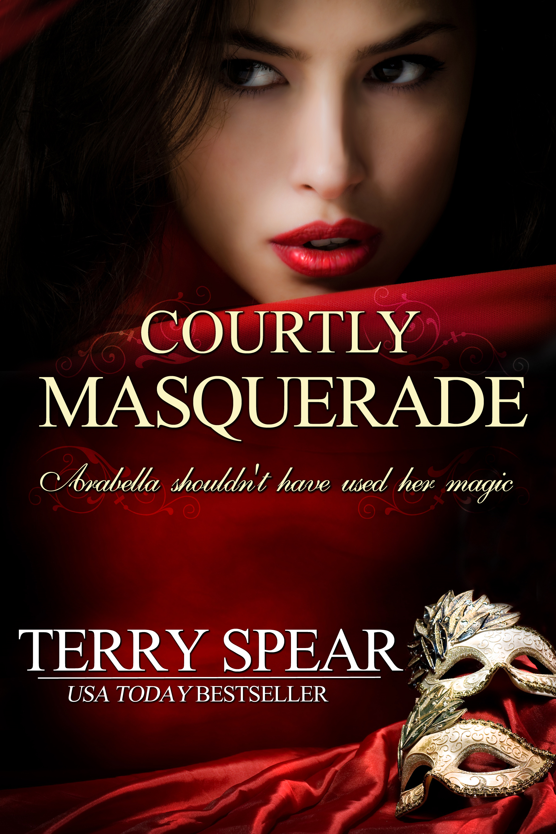 Courtly Masquerade By: Terry Spear