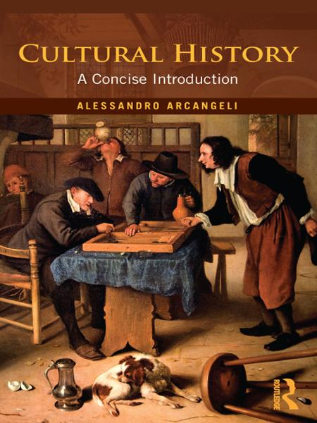 Cultural History A Concise Introduction