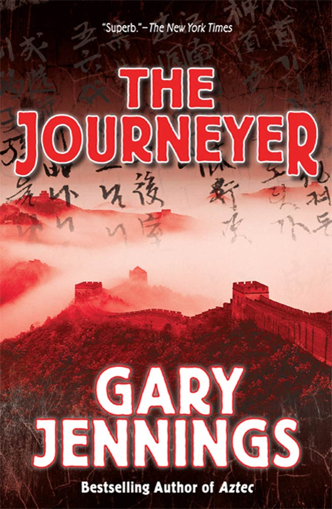 The Journeyer By: Gary Jennings