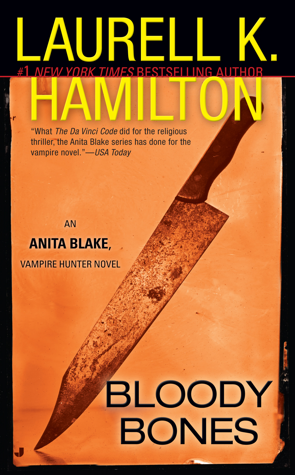 Bloody Bones By: Laurell K. Hamilton