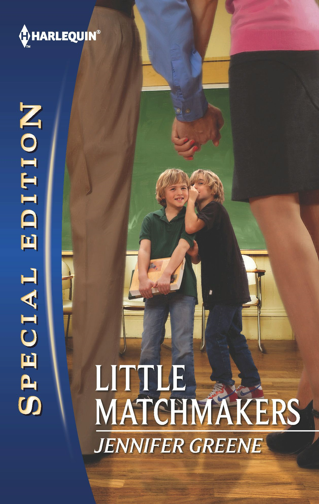 Little Matchmakers By: Jennifer Greene