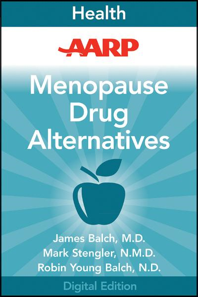 AARP Menopause Drug Alternatives