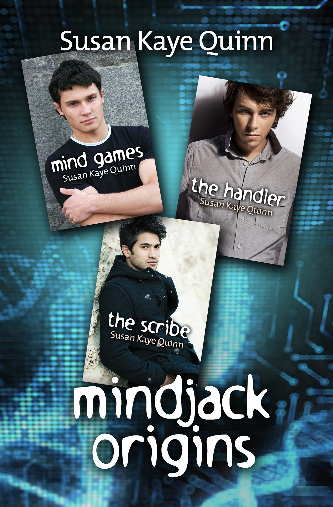 Mindjack Origins Collection (Mindjack Origins)