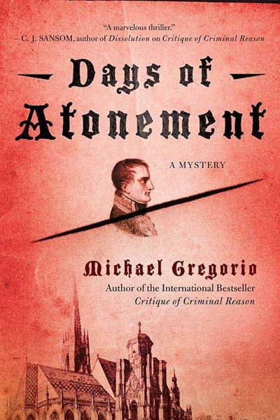 Days of Atonement By: Michael Gregorio