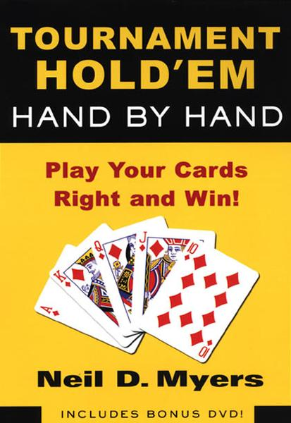 Tournament Hold 'em Hand By Hand: By: Neil D. Myers