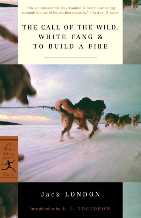 Cover Image: The Call of the Wild, White Fang & To Build a Fire