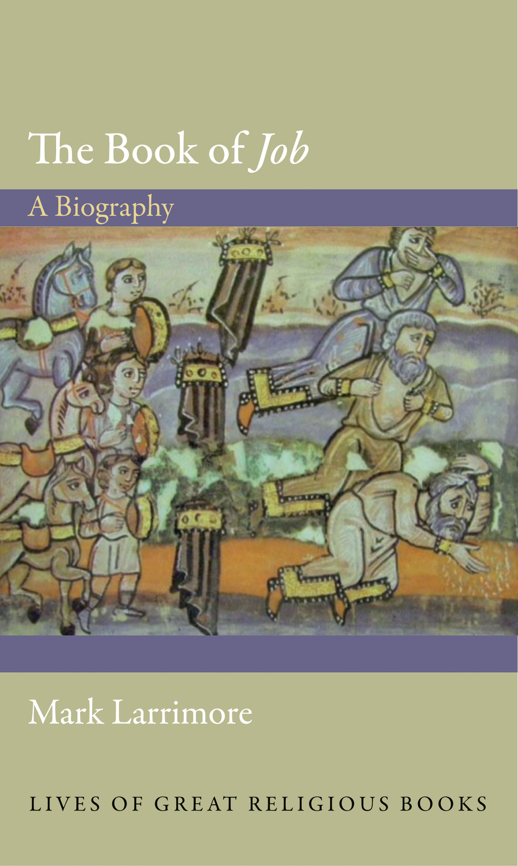 """The Book of """"Job"""" A Biography"""