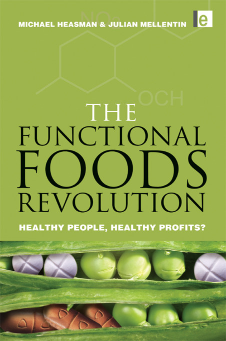 "The Functional Foods Revolution ""Healthy People, Healthy Profits"""