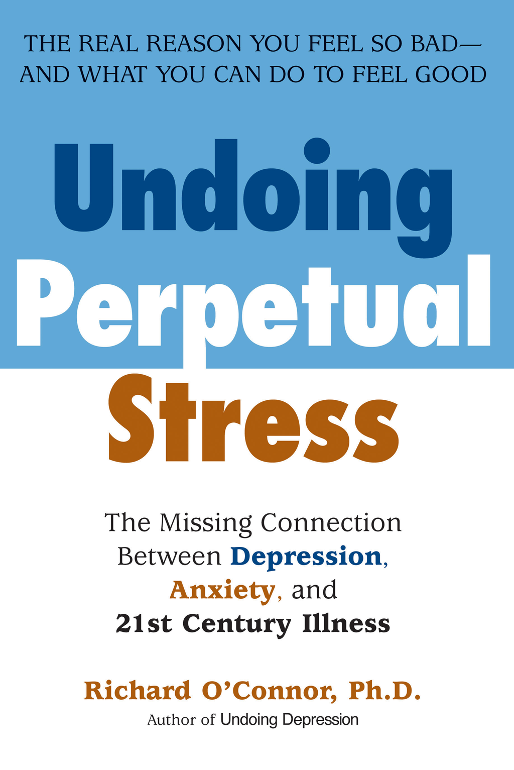 Undoing Perpetual Stress By: Richard O'Connor