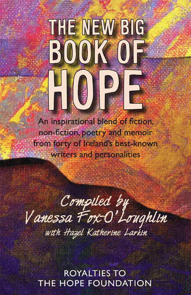 THE NEW BIG BOOK OF HOPE By: Vanessa O'Loughlin