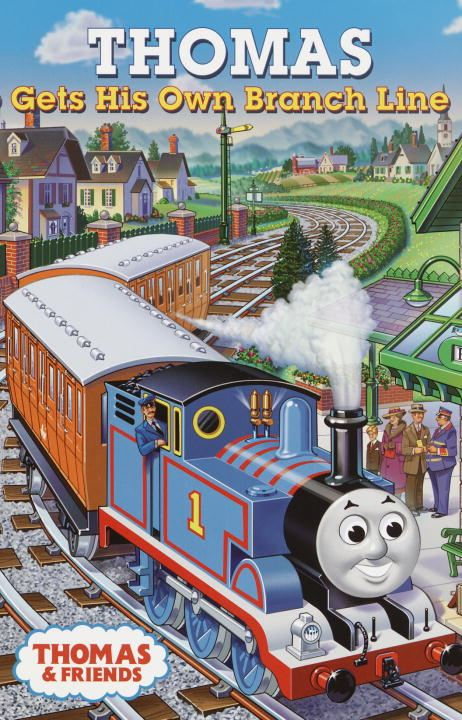 Thomas Gets His Own Branch Line (Thomas & Friends)