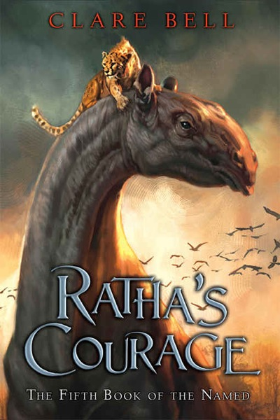 Ratha's Courage By: Clare Bell