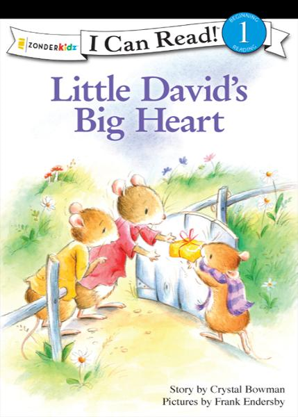 Little David's Big Heart By: Crystal   Bowman