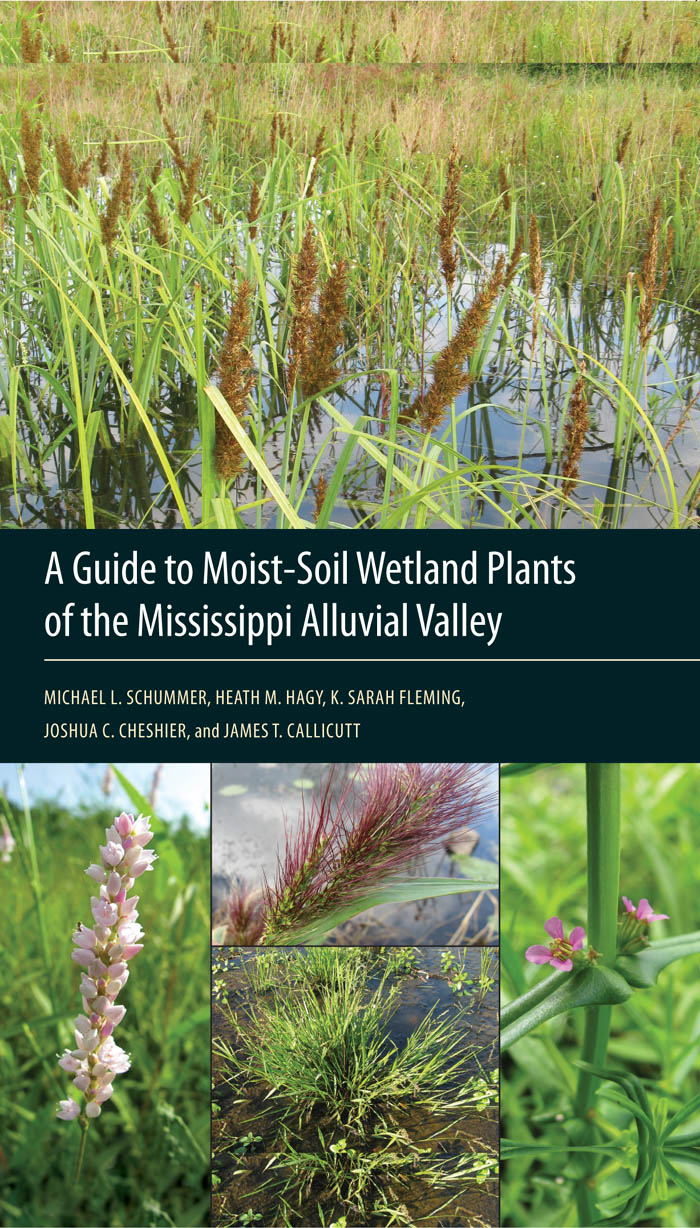 A Guide to Moist-Soil Wetland Plants of the Mississippi Alluvial Valley By: Heath M. Hagy,James T. Callicutt,Joshua C. Cheshier,K. Sarah Fleming,Michael L. Schummer