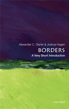 Borders: A Very Short Introduction
