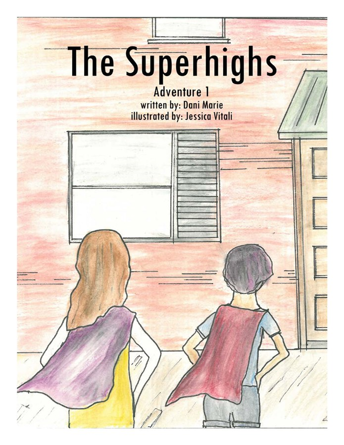 The Superhighs: Adventure 1
