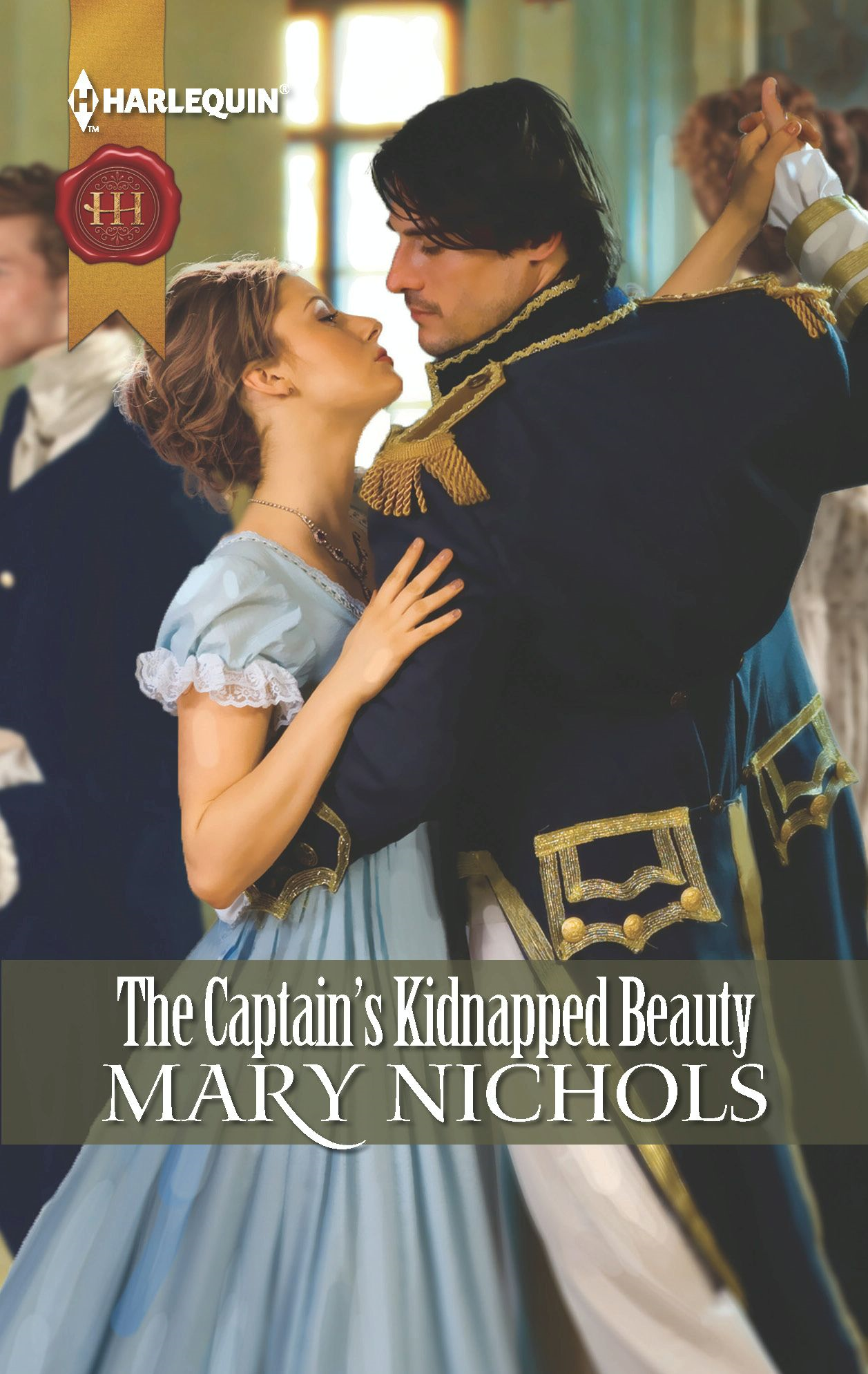 The Captain's Kidnapped Beauty By: Mary Nichols