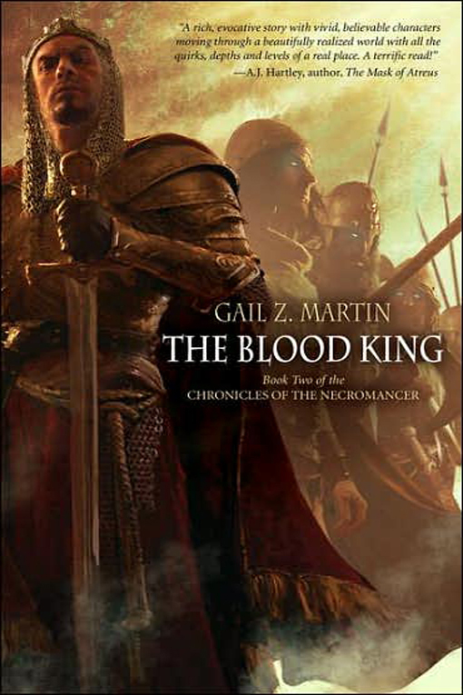 The Blood King By: Gail Z. Martin