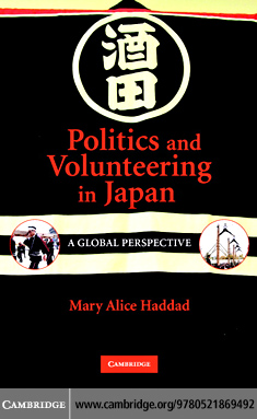 Politics & Volunteering in Japan