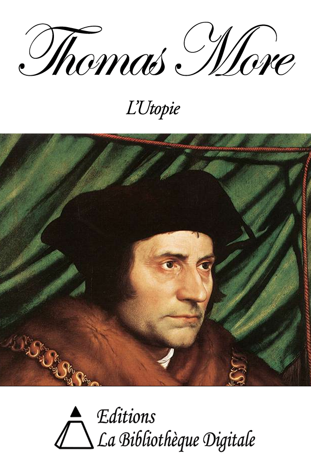 Thomas More - L'Utopie
