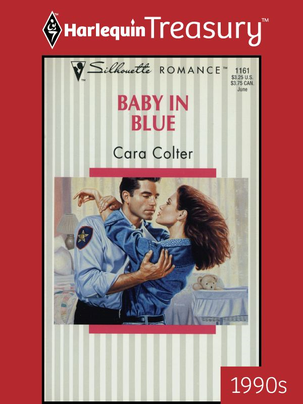 Baby in Blue By: Cara Colter